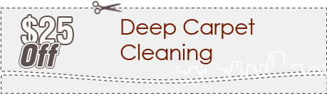 Cleaning Coupons | $25 off deep cleaning | Carpet Cleaning Manhattan