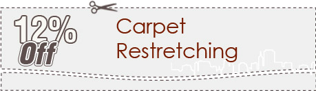 Cleaning Coupons | 12% off carpet restretching | Carpet Cleaning Manhattan