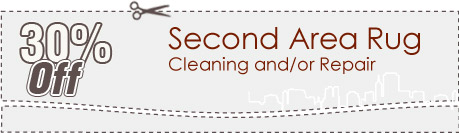 Cleaning Coupons | 30% off second rug cleaning or repair | Carpet Cleaning Manhattan