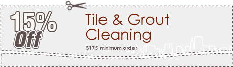 Cleaning Coupons | 15% off tile & grout cleaning | Carpet Cleaning Manhattan